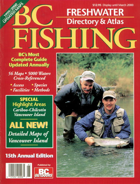 BC's Number 1 Annual Sports Fishing publication
